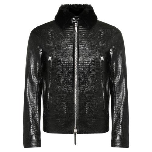 "Giuseppe Zanotti Men's Jacket ""Deven"""