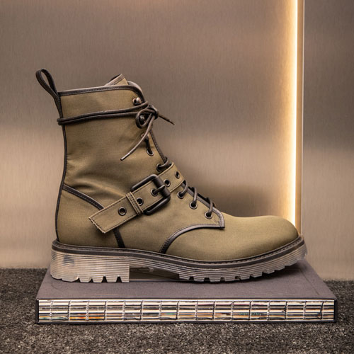 "Giuseppe Zanotti Men's Boots ""Argo"""