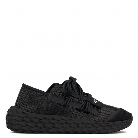 "Giuseppe Zanotti Sneakers ""Black Urchin"" Women's Shoes"