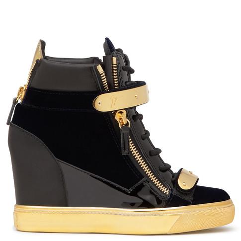 Giuseppe Zanotti Wedges - COBY - Women's Sneakers