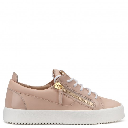 "Giuseppe Zanotti Sneakers ""Nicki"" Pink Women's Low Tops"