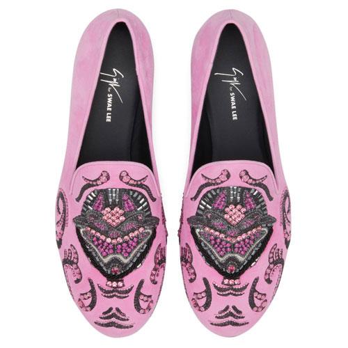 "Giuseppe Zanotti Men's Loafers ""Gzxswaelee"""