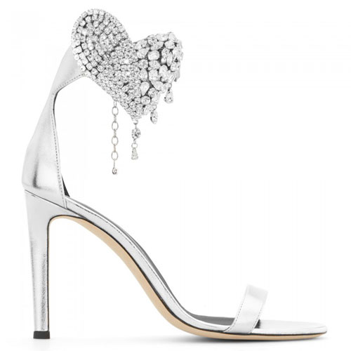 "Giuseppe Zanotti Heel Sandals ""Amour"""