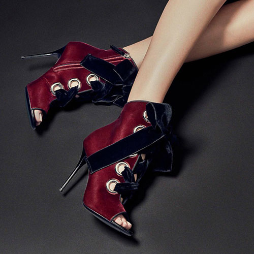 "Giuseppe Zanotti Boots ""Jeannine"""