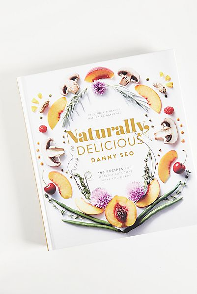 Naturally Delicious Recipes Cookbook