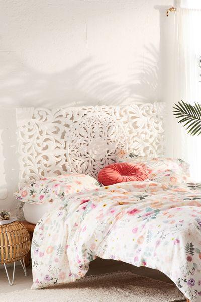"Filigree Bed Headboard ""Sienna"""