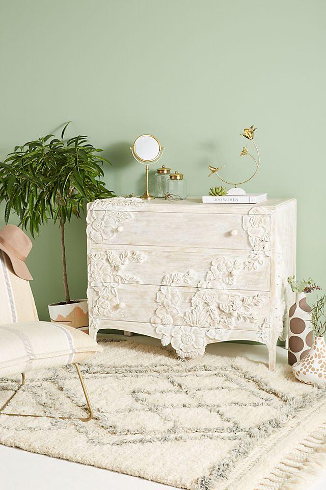 "Anthropologie Drawer Dresser ""Enchantment"""