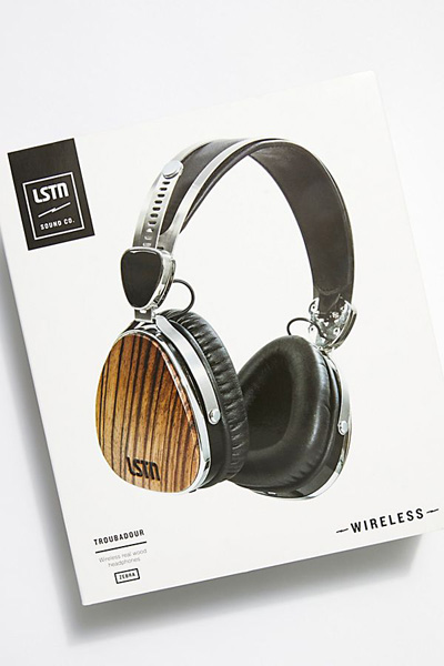 LSTN Sound Co. Troubadour Bluetooth Wireless Headphones