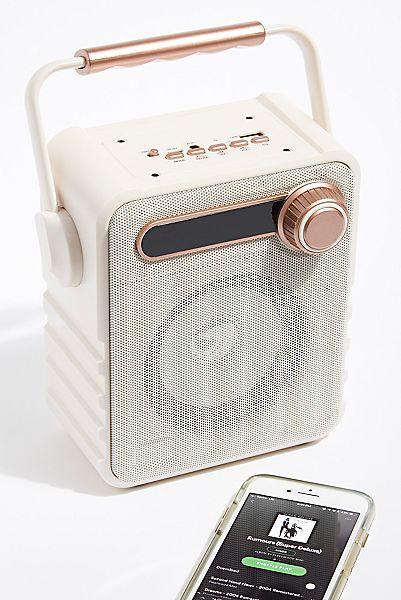 BPM Retro Bluetooth Wireless Speaker