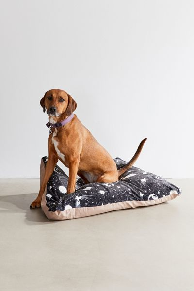 "Heather Dutton Pet Bed ""Solar System"""