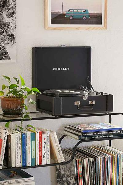 Crosley KEEPSAKE DELUXE Portable USB Turntable