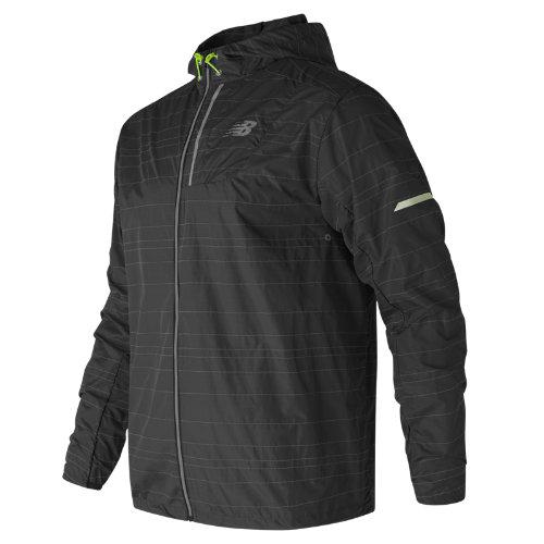 New Balance Men's Reflective Lite Packable Jacket - (MJ71203)