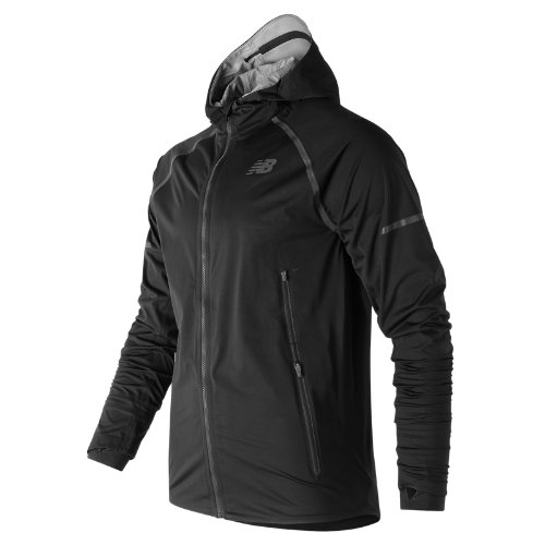 New Balance Men's All Weather Jacket - (MJ73213)