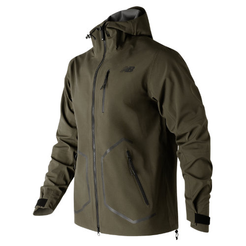 New Balance Men's 247 Luxe 3 Layer Jacket - (MJ73545)