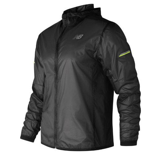 New Balance Men's Ultra Light Packable Jacket - (MJ81240)