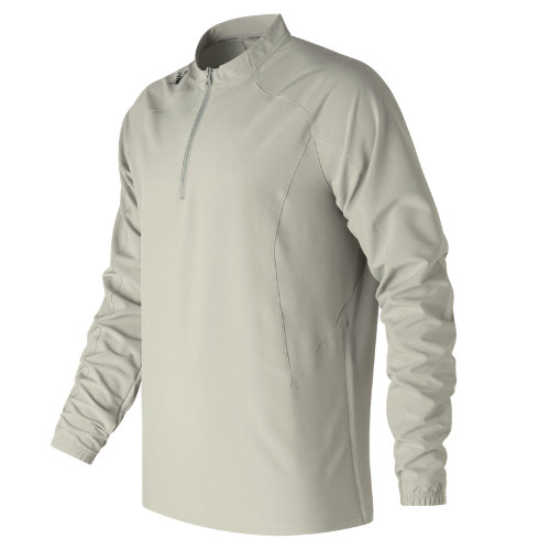 New Balance Men's Long Sleeve Ace Baseball Jacket - (TMMJ413)