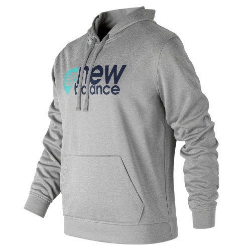 New Balance Men's NB Stack Plate Hoodie - (TMMT704)