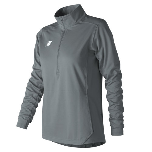 New Balance Women's Lightweight Solid Half Zip Softball Top - (TMWT710)