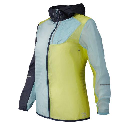 f98cf1b94fa05 New Balance Women's J.Crew Lite Packable Novelty Jacket - (WJ71249-JC)