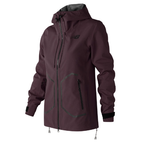New Balance Women's 247 Luxe 3 Layer Jacket - (WJ73542)
