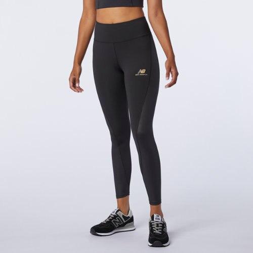 New Balance 03502 Women's NB Athletics Select Leggings - Black (WP03502BK)