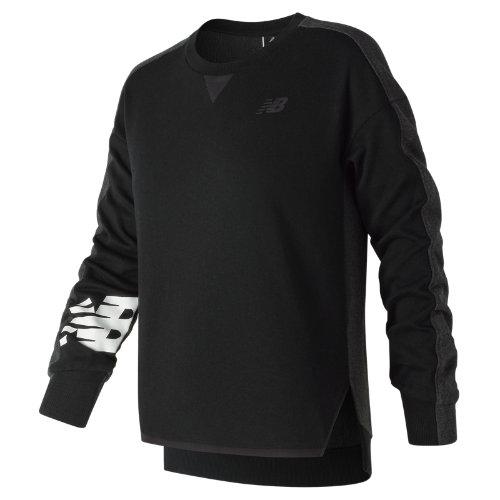 New Balance Women's 247 Sport Crew Sweatshirt - (WT73525)