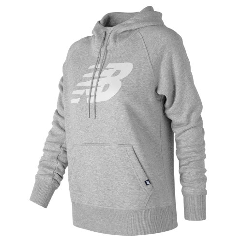 New Balance Women's Essentials Pullover Hoodie - (WT73526)
