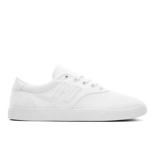 New Balance All Coasts 55 Men's Court Classics Shoes - White (AM55WHT)