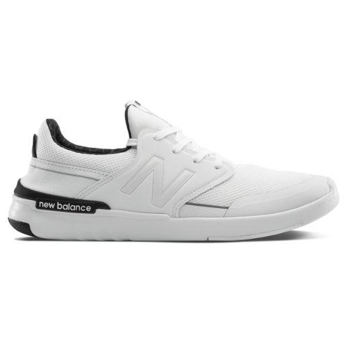 New Balance 659 Men's Court Classics Shoes - White (AM659WHB)