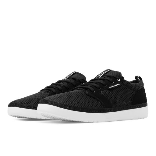New Balance Apres Men's Shoes - Black, White (APRESBW)
