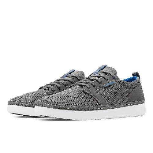 New Balance Apres Men's Shoes - Grey, Blue (APRESGB)