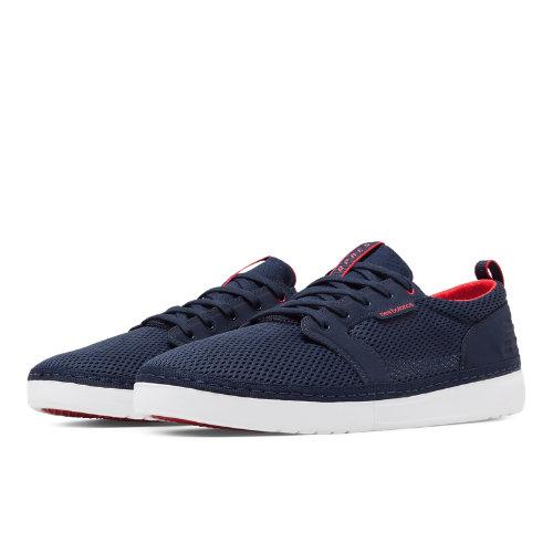 New Balance Apres Men's Shoes - Navy, Red (APRESNR)