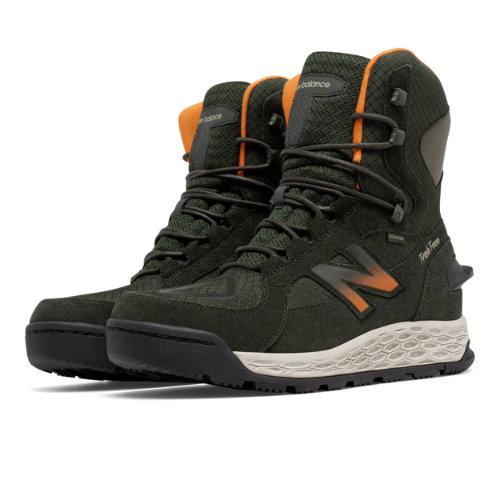 New Balance Fresh Foam 1000 Boot Men's Boots - Grey / Green (BM1000GR)