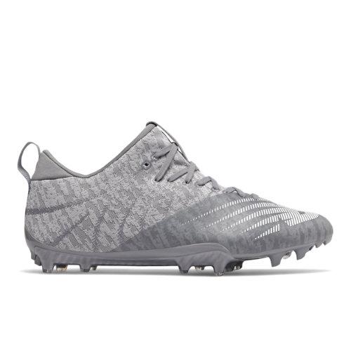 New Balance BurnX2 Low Men's Lacrosse Shoes - Grey (BURNXLG2)