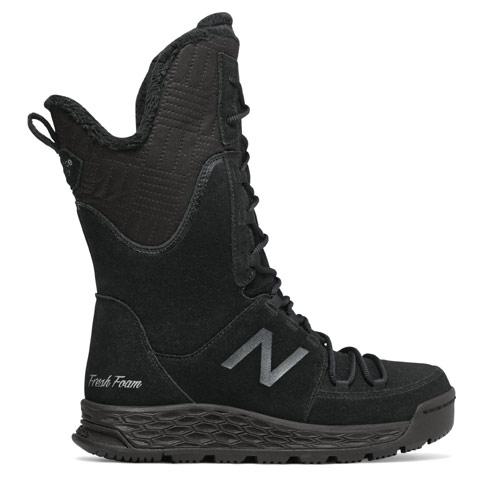 New Balance Women's Fresh Foam 1100 Boots - Black (BW1100BK)