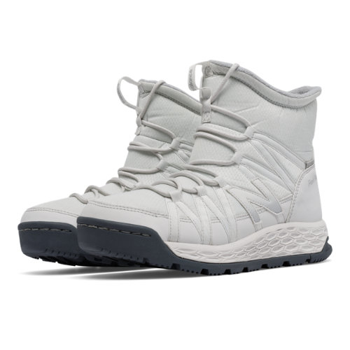 New Balance Fresh Foam 2000 Boot Women's Boots - White / Grey (BW2000WT)