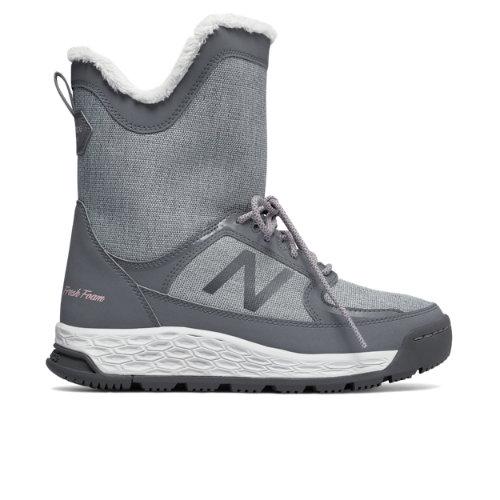 New Balance Fresh Foam 2100 Boot Women's Winter Boots - Grey (BW2100GP)