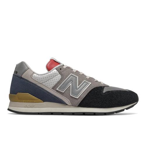 New Balance 996 Men's Running Classics Shoes - Multi Color (CM996OG)