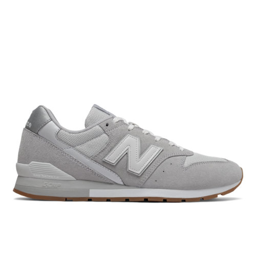 New Balance 996 Men's Running Classics Shoes - Grey (CM996SMG)