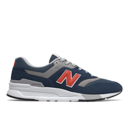 New Balance 997H Men's Classics Shoes - Navy (CM997HAY)
