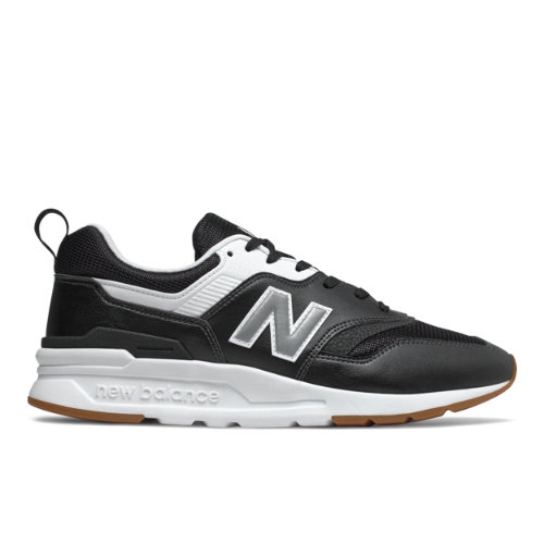New Balance 997H Men's Classics Shoes - Black (CM997HCO)