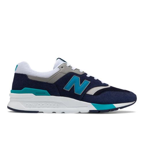 New Balance 997H Men's Classics Shoes - Pigment (CM997HCT)