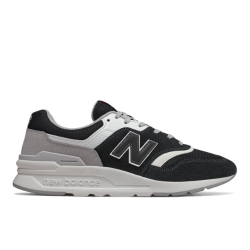 New Balance 997H Men's Classics Shoes - Black (CM997HDR)