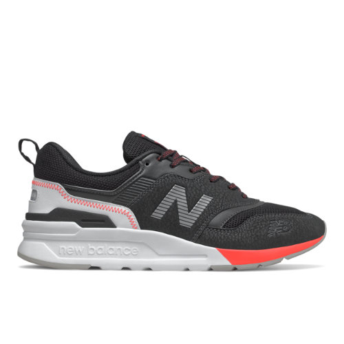 New Balance 997H Men's Classics Shoes - Black (CM997HFQ)