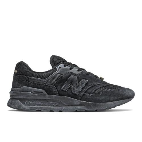 New Balance 997H Men's Classics Shoes - Black (CM997HFX)
