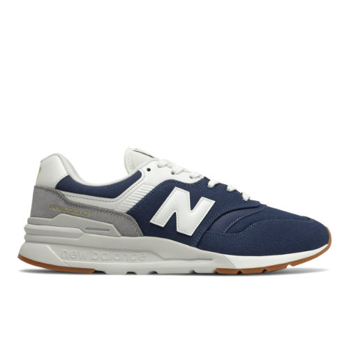 New Balance 997H Men's Lifestyle Shoes - Navy (CM997HHE)