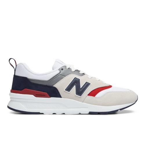 New Balance 997H LFC Men's Classics Shoes - White (CM997HLF)