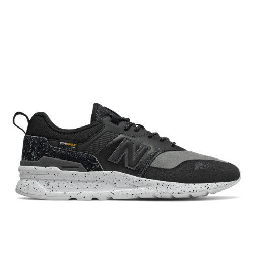 New Balance 997H Spring Hike Trail Men's Outdoor Sport Style Sneakers Shoes - Black (CMT997HF)