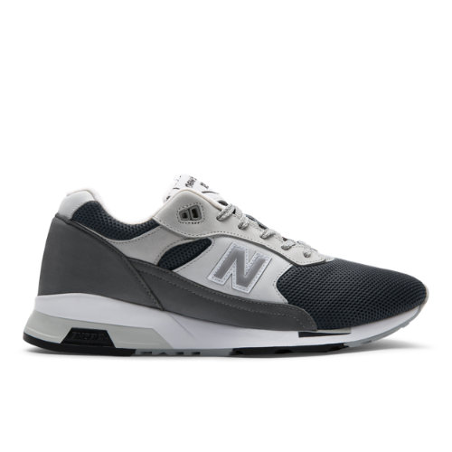 New Balance Made in UK 1991 Men's Sneakers Shoes - Grey / Black (M1991XG)