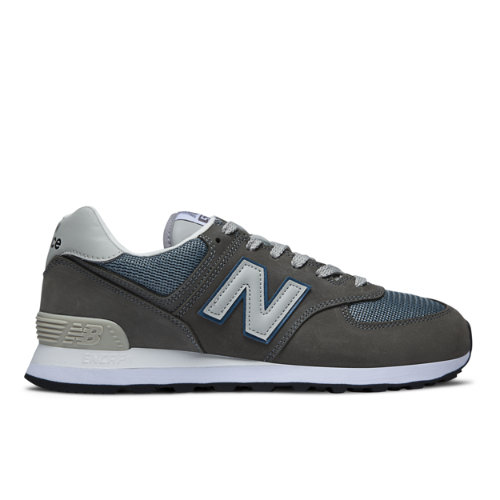 New Balance 574 Legacy of Grey Men's Sneakers Shoes - Steel (ML574GYC)